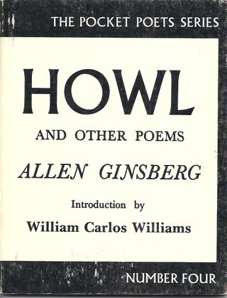 HOWL 1956 CITY LIGHTS BOOKS